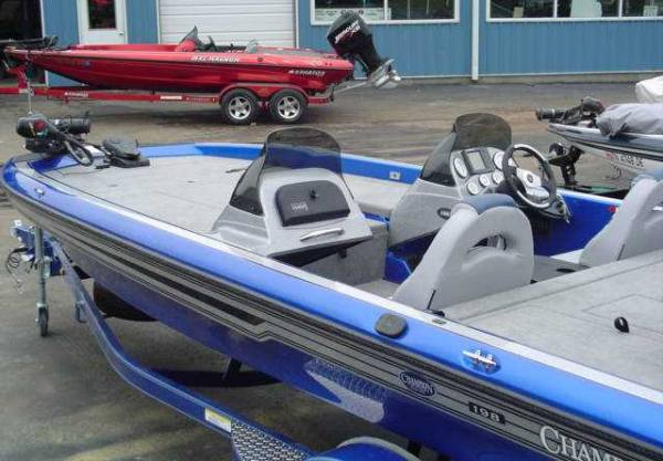 Triton Ski And Fish Boat Research Nitro Boats 288 Sport