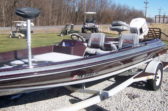 winner rh bassboatcentral com 1984 Bayliner Bass Boat 1990 Bass Boat Power