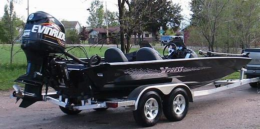 Bass Boat For Sale: Xpress Bass Boat For Sale Craigslist